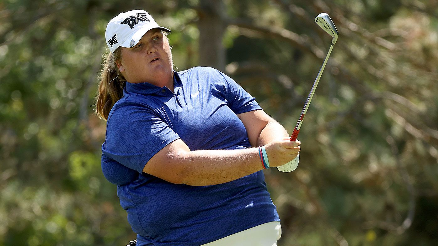 From bullied to birdies: How LPGA star overcame rough start to golf career