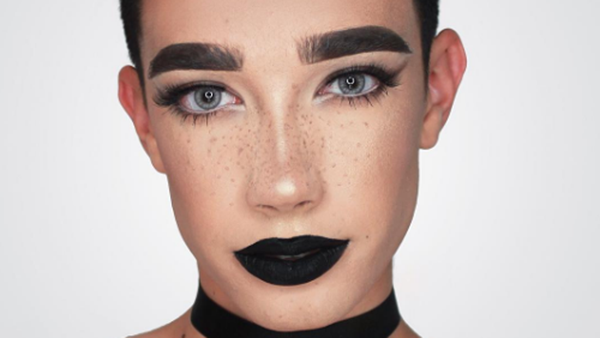 Say hello to Covergirl's first ever male face.