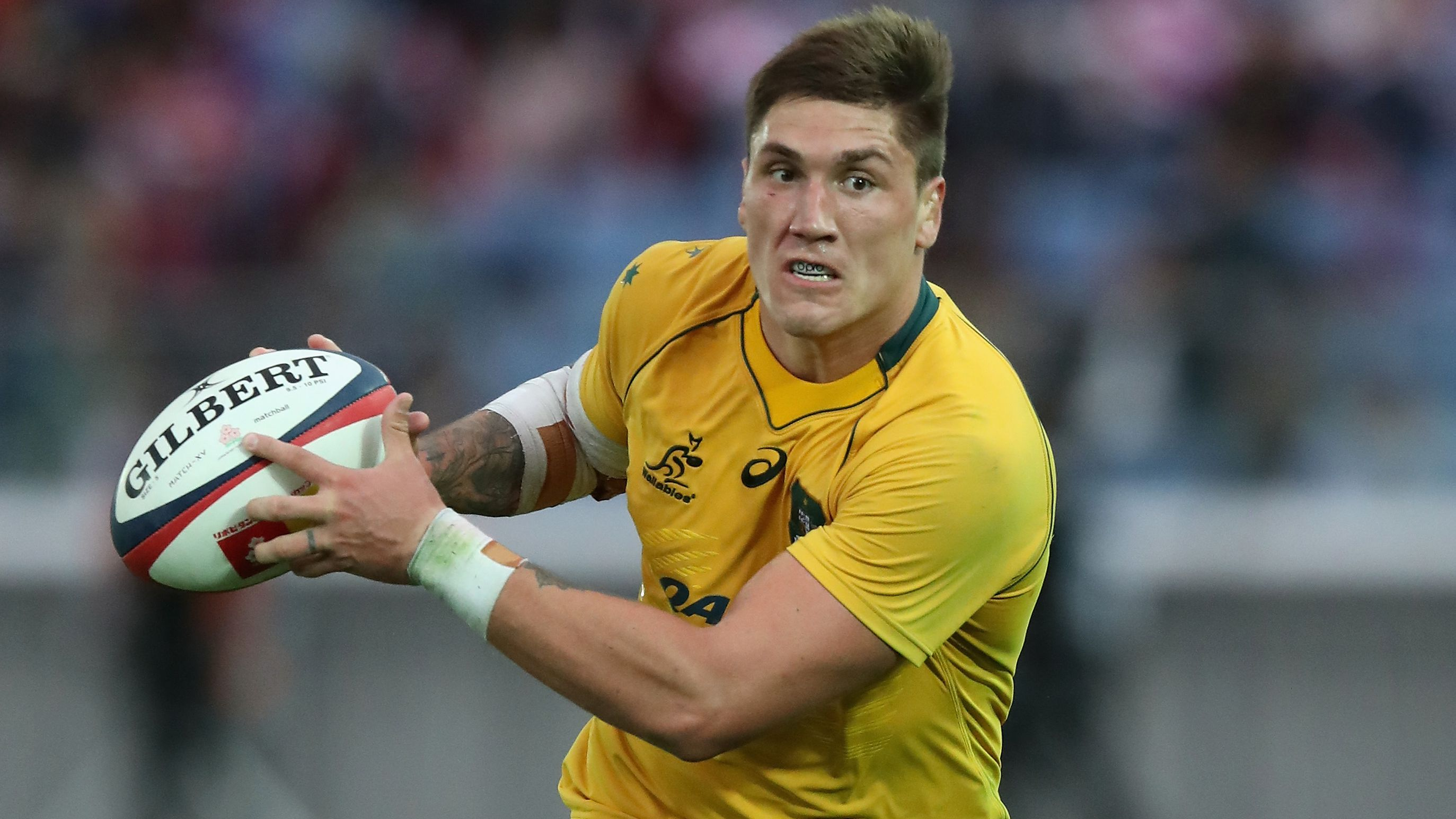 Latest Wallabies exile to be unleashed on world