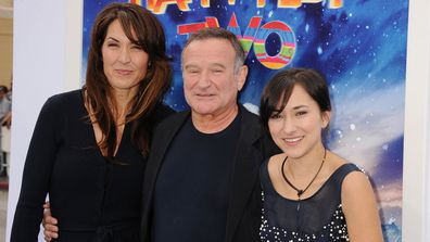 Robin Williams First Wife Valerie Velardi Opens Up About His Infidelity During Their Marriage 9celebrity Actor had serious money troubles before his death. robin williams first wife valerie