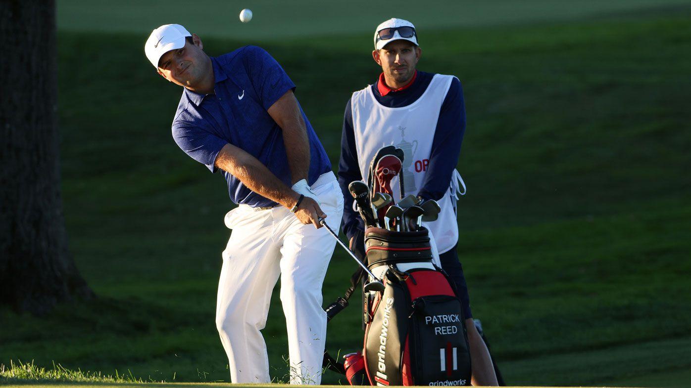 Patrick Reed has nightmare back nine in US Open third round to slip down leaderboard
