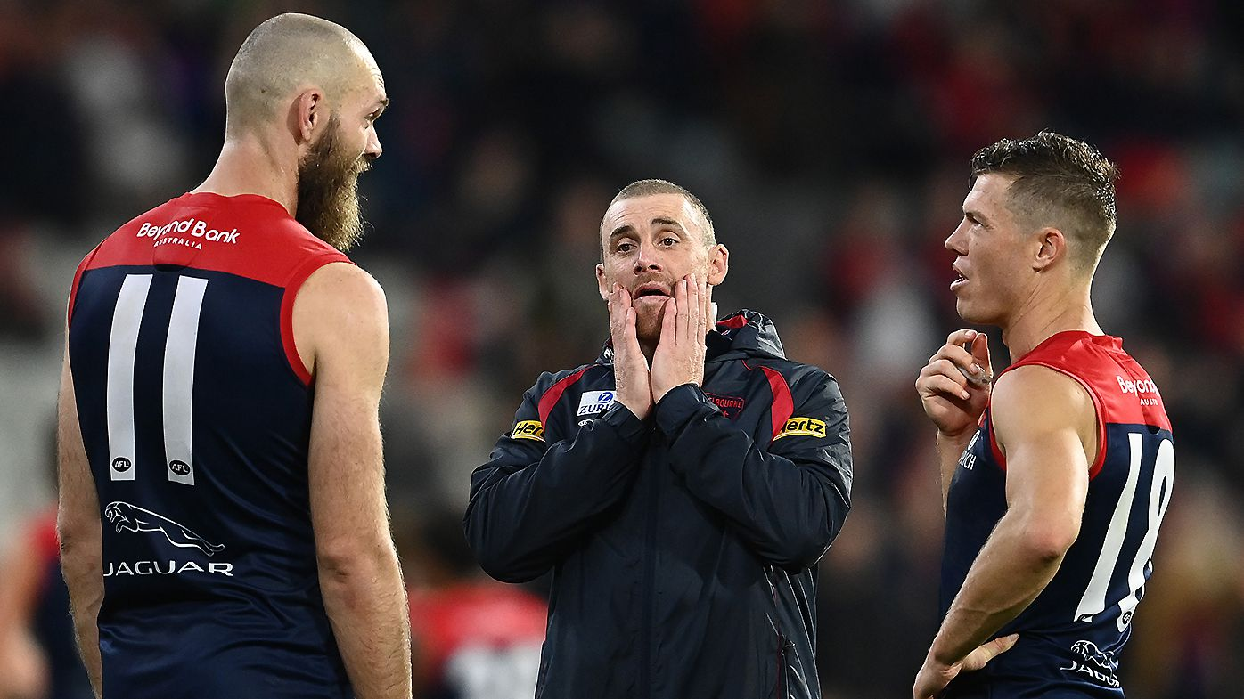 Max Gawn says Melbourne plan to make MCG a 'fortress' after continuing unbeaten start