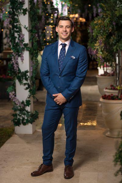 The Bachelorette Australia's Brendan