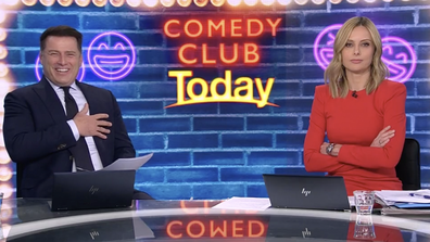 Stefanovic burst into loud laughter. Langdon...not so much.