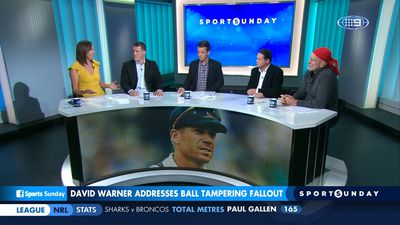 Australian sporting legends plead for Australian public to forgive David Warner