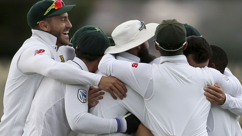 South Africa bent on historic sweep