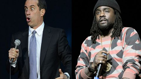 Jerry Seinfeld is recording a rap album - no, seriously