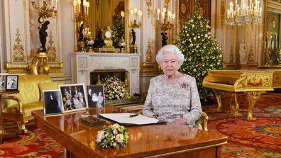 Queen Elizabeth statements televised address