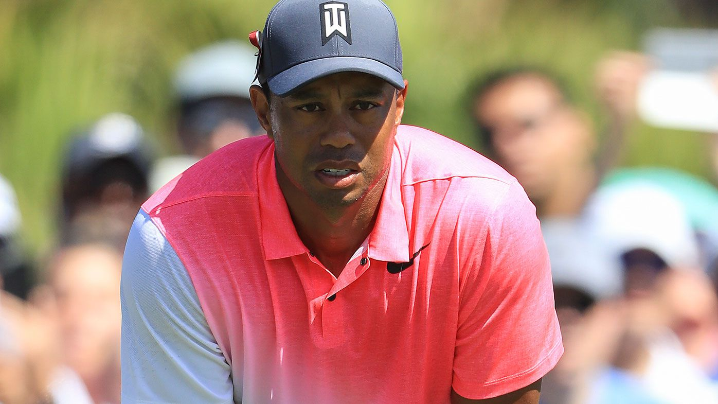 Woods in contention for Florida PGA title