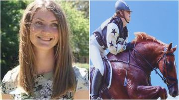An inquest into the death of equestrian Olivia Inglis has heard her mother was concerned about the race track which killed Olivia and another rider just seven weeks earlier.
