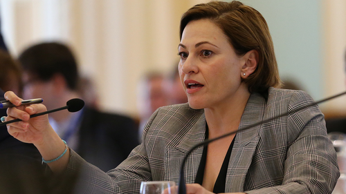 Have your say: Should Jackie Trad remain as Queensland Deputy Premier?