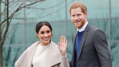 Ambassador likens Harry and Meghan's relationship to US-UK bond