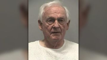 David Jungerman, 80, was charged with murder in the fatal shooting of lawyer Tom Pickert in October 2017 (JACKSON COUNTY JAIL)