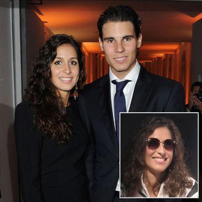 Rafael Nadal and Maria Francisca Perelló