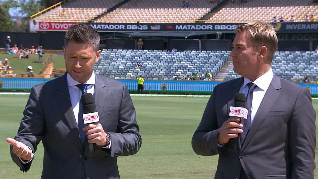 Warne shocked by decision to name second Test team so early