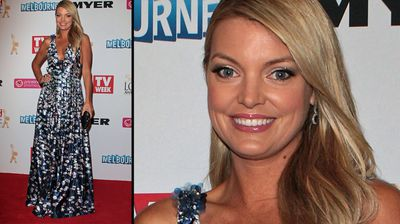 Channel Ten presenter Natalie Hunter. (Getty Images)
