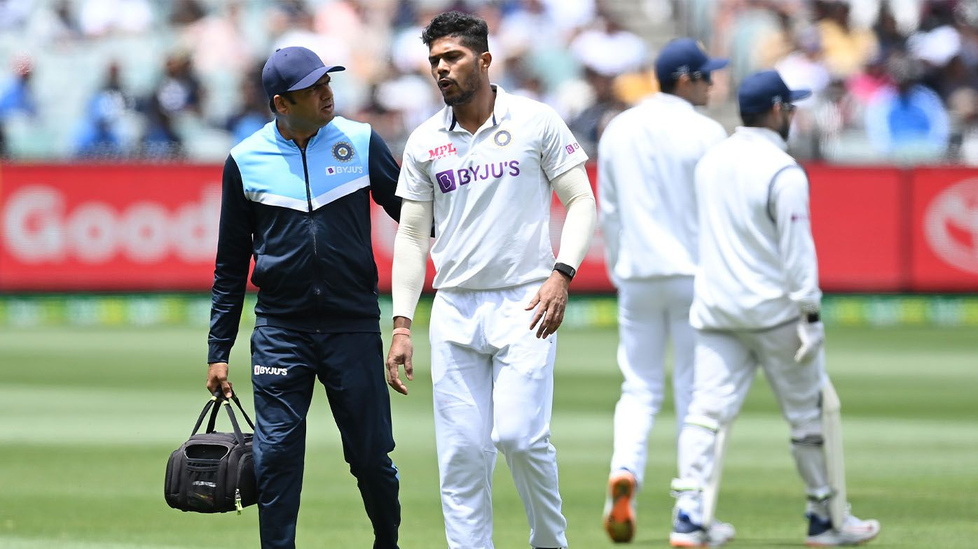 Injured India quick Umesh Yadav on track for third Test, superstar batsman Rohit Sharma set to join squad
