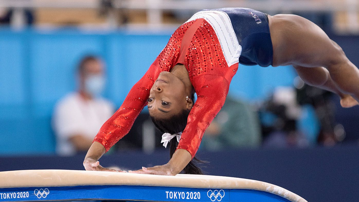Tokyo Olympics 2021: Simone Biles withdraws from vault, uneven bars at Games