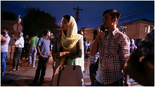 #IllWalkWithYou: Strangers offer to walk Muslims to mosques after New York City shootings