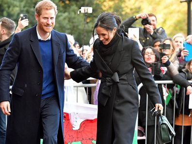 Kate and William, Meghan and Harry share sweet messages to Wales