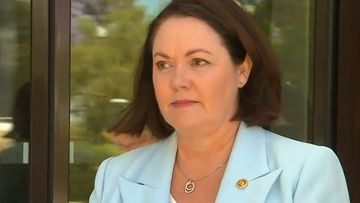 WA Liberal leader Liza Harvey has announced she will step down.