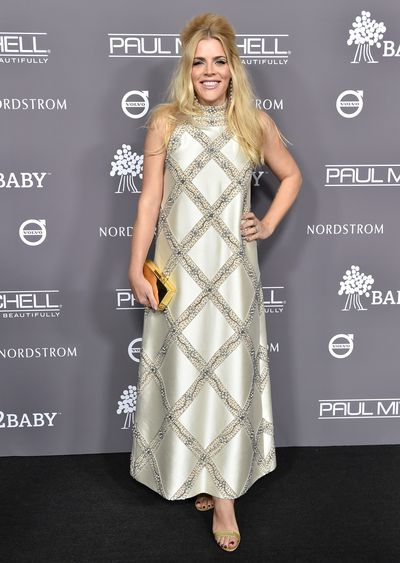 TV host and actress Busy Phillips at the 2018 Baby2Baby Gala in Los Angeles, November, 2018