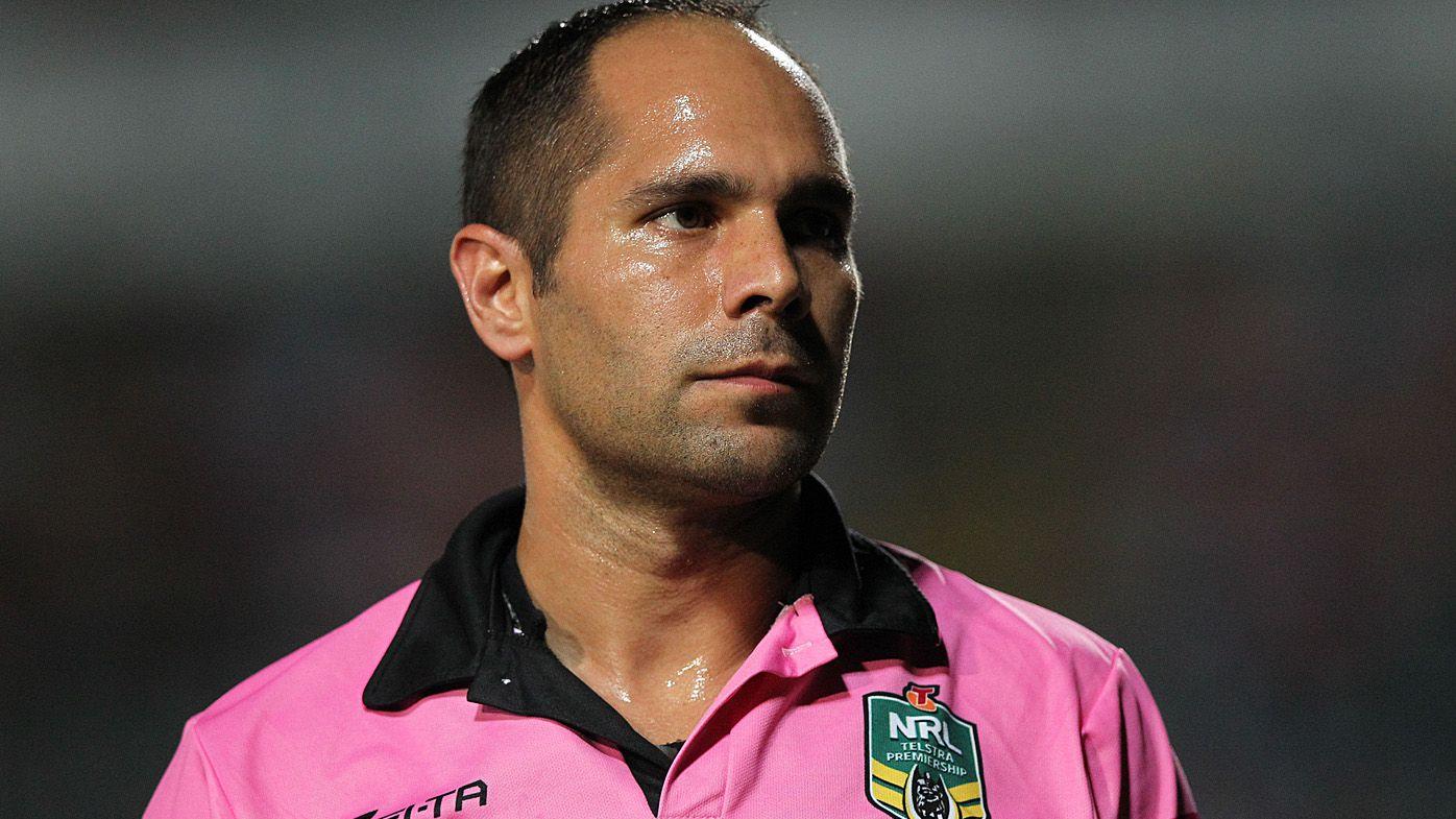 NRL demote referee Ashley Klein over Wests Tigers mistake
