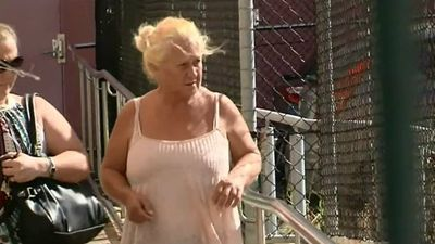 Gun-toting granny jailed for shooting at son-in-law