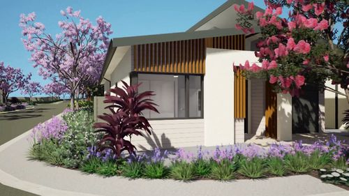 A retirement village using the revolutionary model is being built in Marsden Park in north-west Sydney. (Supplied)