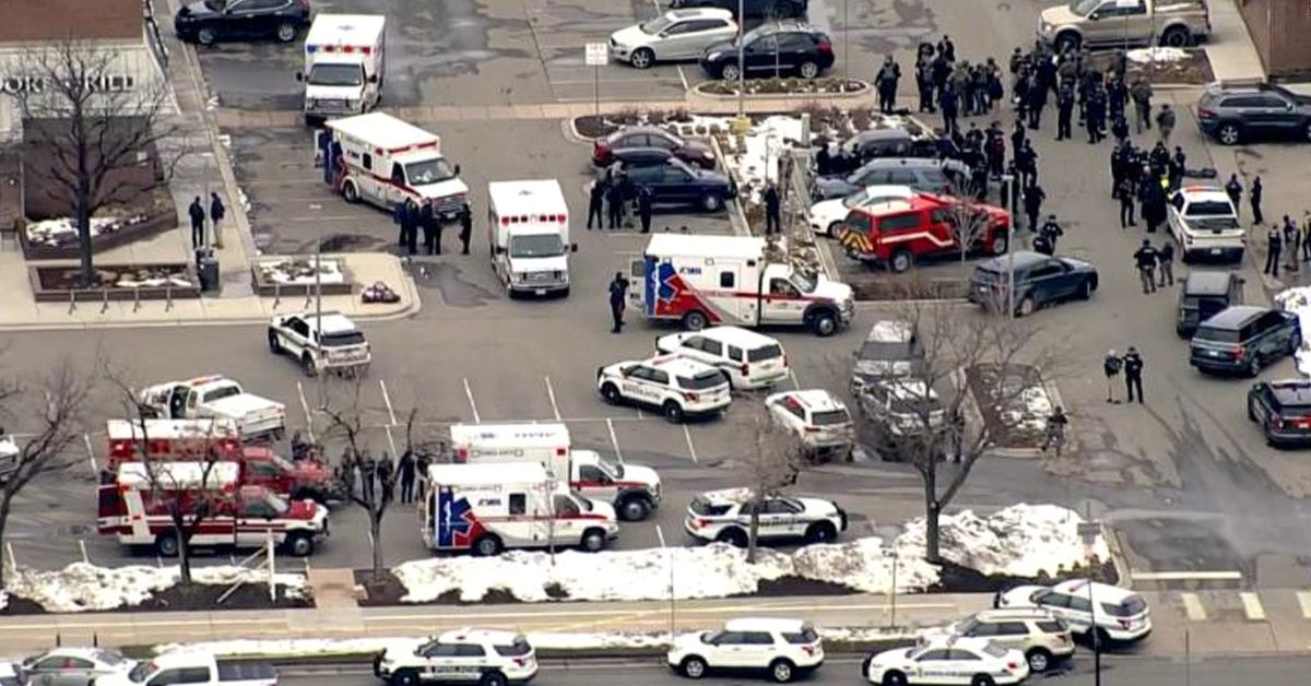 At least six dead after shooting spree in Colorado supermarket – 9News