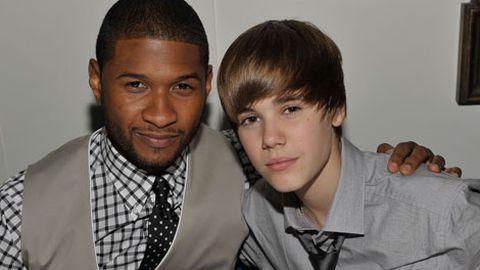 Justin, Usher