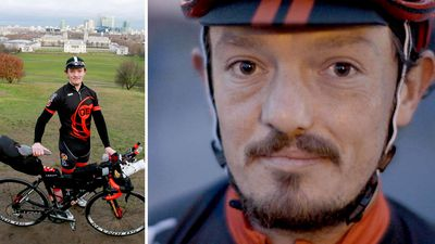 UK cyclist Mike Hall killed racing in 'Hunger Games on wheels'