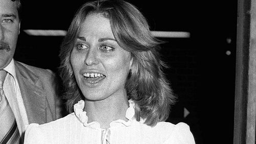 File photo of Sallie-Anne Huckstepp from 1981.