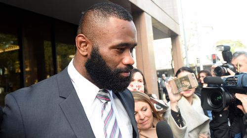 Arrest warrant issued for Semi Radradra after NRL star's no-show in court