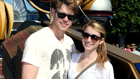 Emma Roberts and Chord Overstreet are over? Noooo!