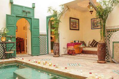 <strong>5.Dar Ahwach,Marrakech, Morocco</strong>