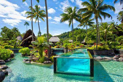 3. Laucala Island Resort – Laucala Island, Fiji