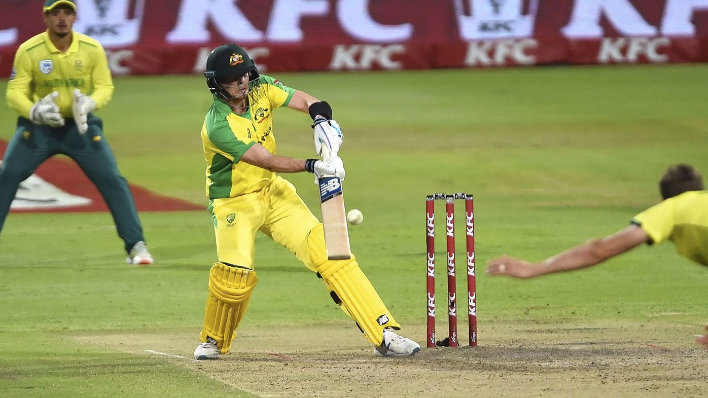 Australia claim T20 series victory over South Africa with 97-run win in decider