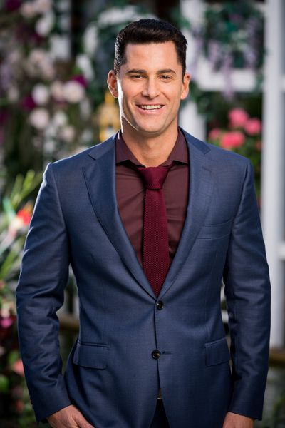 The Bachelorette Australia's Jamie