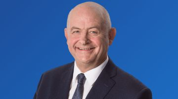 Victorian Liberal candidate Jeremy Hearn.