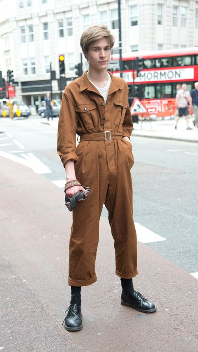 <p>We're claiming these tomboyish looks for ourselves.</p>