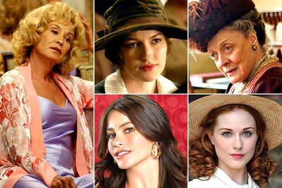 Jessica Lange — <i>American Horror Story</i><br/>Kelly MacDonald — <i>Boardwalk Empire</i><br/>Maggie Smith — <i>Downton Abbey</i><br/>Sofia Vergara — <i>Modern Family</i><br/>Evan Rachel Wood — <i>Mildred Pierce</i>