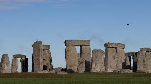 Protesters close UK's prehistoric Stonehenge