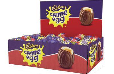Cadbury Creme Egg 39g: 20 high impact aerobics at home