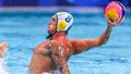 Aussies hammered by brutal Serbia in water polo