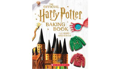 The official Harry Potter Baking Book has landed
