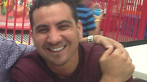 Raphael Joseph, who police believe was kidnapped in Auburn after he was last seen getting into a car with at least two men in Sydney's western suburbs. Picture: AAP