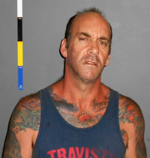 Police are continuing their hunt for Travis Kirchner, who is wanted in connection with a suspicious death at Murray Bridge. (AAP)