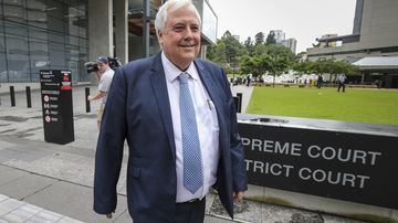 On Friday Liquidators won a court action to freeze nearly $205 million of Clive Palmer's assets over the collapse of Queensland Nickel.