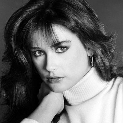 <p>Demi Moore, 1981</p>